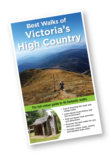 Best Walks of Victoria's High Country Book