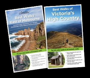 Best Walks Series Book Covers