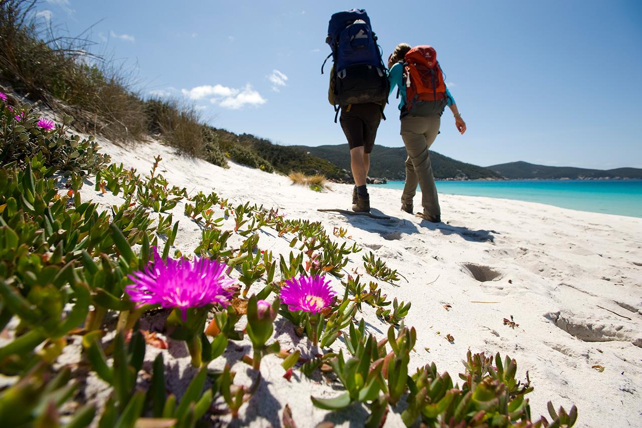 Wilsons Promontory Beach Walk